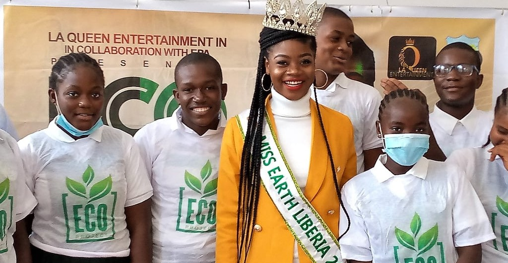 The Environmental Protection Agency of Liberia (EPA) and her partners on Monday, January 11, 2021 launched Miss Earth Liberia ECO Project.