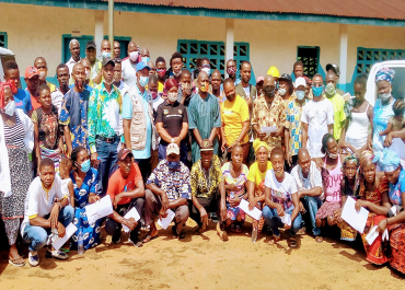 EPA Conducts a Stakeholders' Engagement to Establish a Special Agro-Industrial Processing Zone in Grand Bassa County